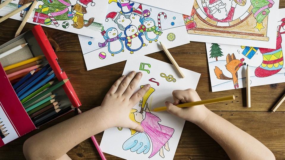 aktiviti kemerdekaan dengan kanak-kanak
