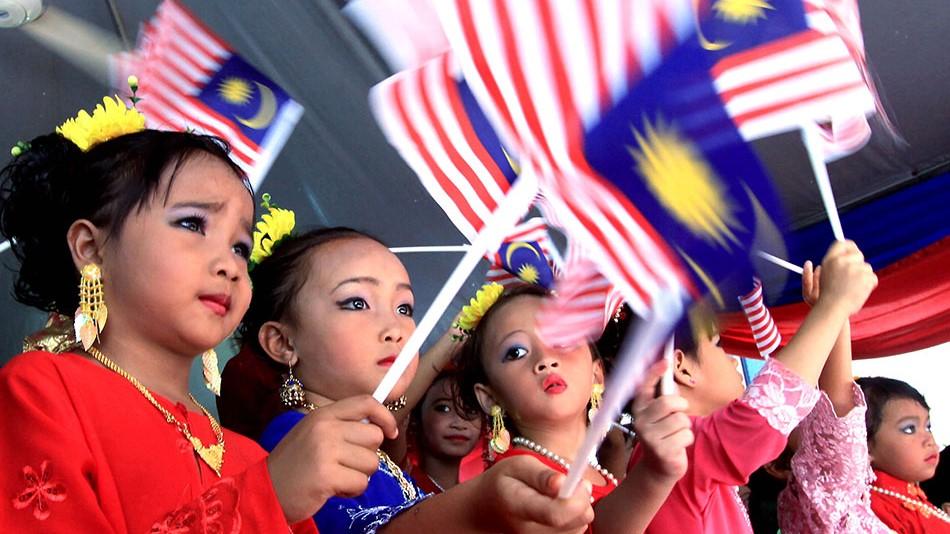 Aktiviti Kemerdekaan Untuk Kanak-kanak